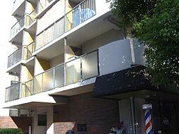 クローバーハイツ三宮[8階]の外観
