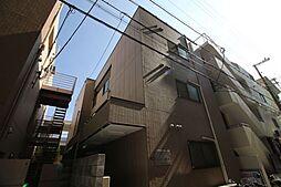 シャトー瑠美[2階]の外観