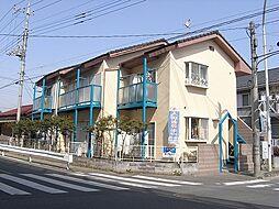 キャッスル行田[202号室]の外観
