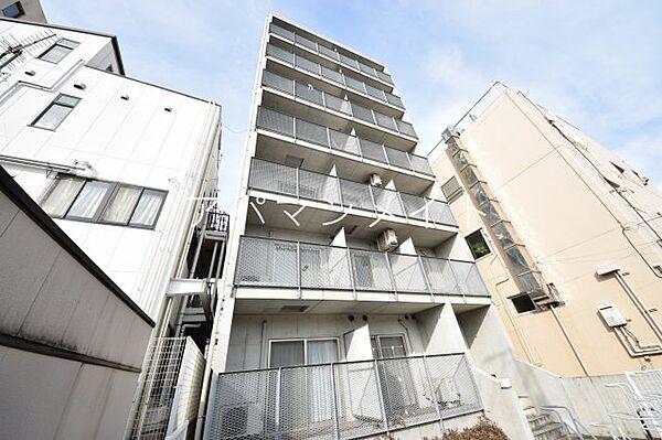 レオンA[3階]の外観