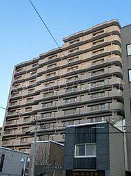 北海道札幌市中央区北四条西19丁目の賃貸マンションの外観
