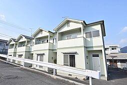 広島県広島市安佐南区高取南1丁目の賃貸テラスハウスの外観写真