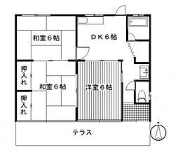 井野駅 4.8万円