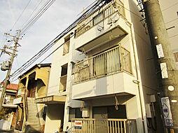 磯島スターハイツ[3階]の外観