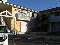 サンハイツ撫子B[102号室]の外観