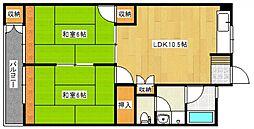 花畑駅 4.5万円