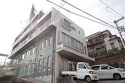 広島県広島市西区高須4丁目の賃貸マンションの外観