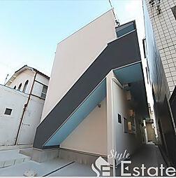 名古屋市営鶴舞線 植田駅 徒歩8分の賃貸アパート