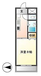 浅井ビル[5階]の間取り