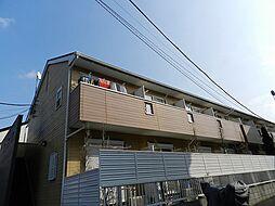 プレステージ谷塚III[201号室]の外観