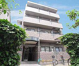 京都府京都市上京区一条通天神道西入西町の賃貸マンションの外観