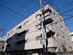 東京都立川市富士見町2丁目の賃貸マンションの外観