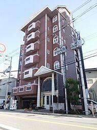 京阪本線 土居駅 徒歩1分の賃貸マンション 6階1Kの間取り