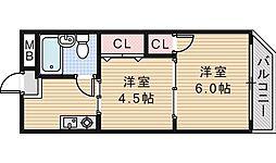 【敷金礼金0円!】大阪環状線 天王寺駅 徒歩5分