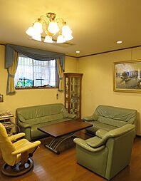 世田谷区赤堤一丁目 戸建 5SLDKの居間
