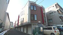 J・s court 東札幌[201号室]の外観
