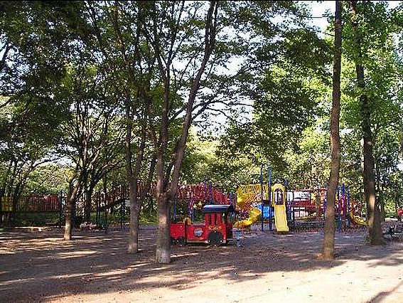 公園鷺沼公園ま...