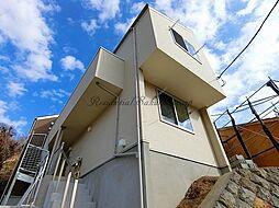 ベイルーム上町屋A棟[2階]の外観