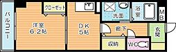 TAKADA BLD No.2[3階]の間取り