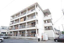埼玉県越谷市東越谷2の賃貸マンションの外観