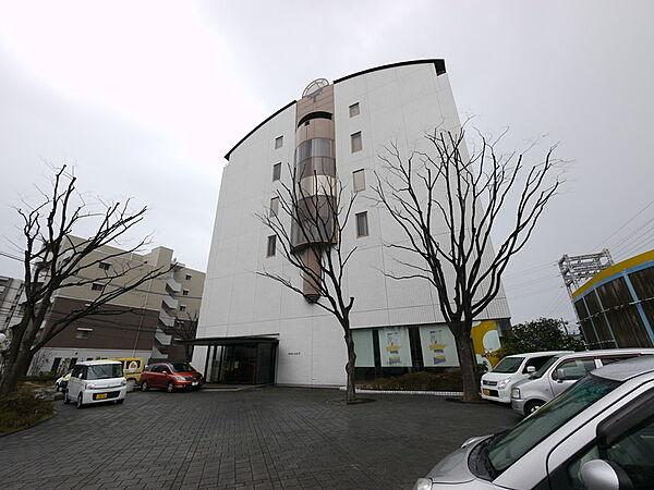 学生用 アパルトマンHIYOKO[6階]の外観