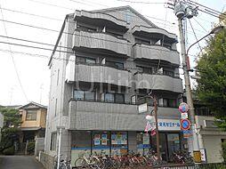 京都府京都市北区小山北大野町の賃貸マンションの外観