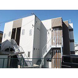 奈良県奈良市南紀寺町5丁目の賃貸アパートの外観