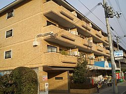 京都府京都市左京区岩倉西宮田町の賃貸マンションの外観