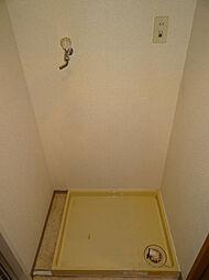 エスパシオ西庄の室内洗濯機置き場