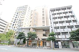 福岡県福岡市中央区草香江2丁目の賃貸マンションの外観