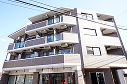 兵庫県宝塚市中州1丁目の賃貸マンションの外観