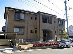 ハイネス高須台[2階]の外観