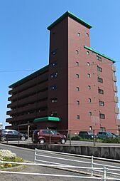 グランドハイツ湯川[6階]の外観