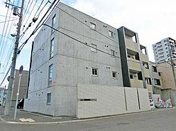 ハルトラーテ東札幌[405号室]の外観