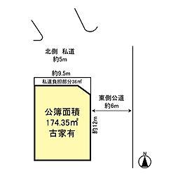 叡山電鉄鞍馬線 岩倉駅 徒歩18分