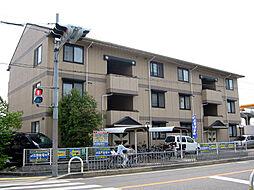 大阪府堺市西区鳳西町1丁の賃貸マンションの外観