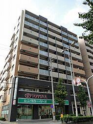 レジディア京都駅前[801号室]の外観
