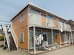 岸田荘[101号室]の外観