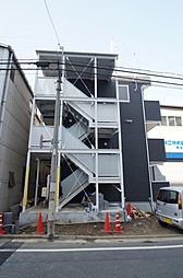 神奈川県横浜市鶴見区矢向1丁目の賃貸マンションの外観