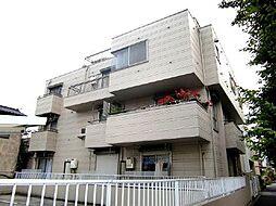 埼玉県さいたま市緑区太田窪1丁目の賃貸マンションの外観