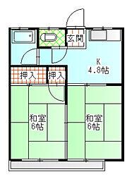 小田原駅 3.9万円