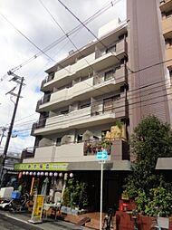 マッセ新大阪ハイツ新館[6階]の外観