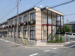 千葉県流山市南流山7丁目の賃貸アパートの外観