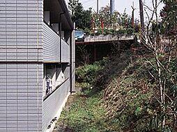 レオパレスフォンテーヌIII[2階]の外観