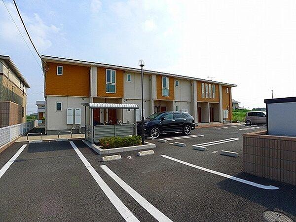 NADESHIKO 2階の賃貸【群馬県 / 太田市】