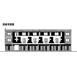 仮)モデッサIII栄町[2階]の外観