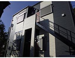 神奈川県横浜市南区南太田2丁目の賃貸アパートの外観