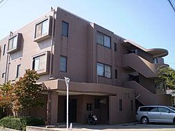 大阪府豊中市柴原町5丁目の賃貸マンションの外観