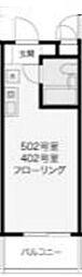 TCRE新百合ヶ丘[3階]の間取り