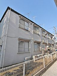 ハイツ上福岡A棟[2階]の外観